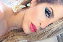 Beleza Brasileira / Painel exclusivo com inspirações de looks, maquiagem e cabelos da mulher brasileira.