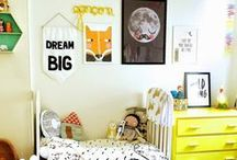 Childrens Rooms / by Clare