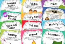Language Arts / Language Arts ideas to use in the upper elementary classroom!