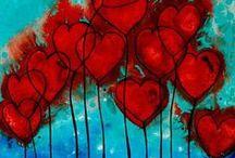 Hearts / by Kelleon