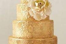 METALLIC Wedding / Gorgeous Metallic Wedding Inspiration