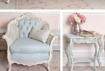 Dream Home! / Victorian, shabby chic, and glitter inspired homes and home decor!  / by Jessica Beaudry