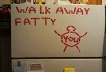 Fatty's favorite foods... / by Angela DeRubbio-Siegfried