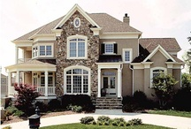 My dream home... / Dream home,as in,no budget!  / by Ginger Rosario