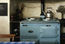 For the Home -  Aga Kitchens / by Aunt Viv
