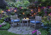 The Garden - Patios and Decks  / by Aunt Viv