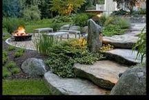Stone in the Landscape and Home / by Aunt Viv