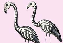 Bones / #SugarSkull #SugarSkulls #skull #skulls #skeleton #skeletons