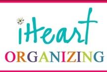 Organization is key! / by Lady Leopard