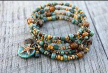 Jewelry (Necklaces & Bracelets) / by Kimberly Blacketer