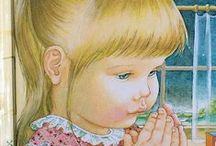 Illustrations of Eloise Wilkin