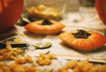 Halloween Party / We are having a pumpkin carving party the Saturday before Halloween.  This is the menu. / by Foy Joy