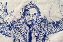 textile art / by Eric Hibelot