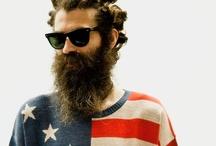 Beardy men