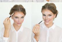 War-Paint & Head-Dress / Make-up & Hair styles/tips  / by Elena Christensen