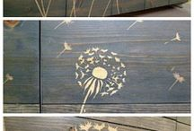 Imagine / A slate of misc. ideas for DIY decor parties and craft projects / by Elena Christensen