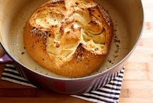 bread and rolls / by Klare Matthew