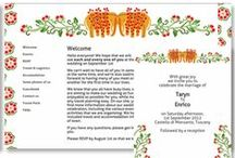 YJ - Glovite - Online Wedding Invitation / Beautiful Wedding invitation that is definitely environmentally friendly :), available at http://glosite.com/partner-designers/yenty-jap / by Yenty Jap