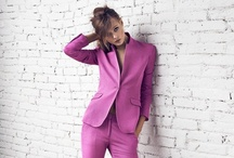 A touch of pink! The new Dabria blazer.
