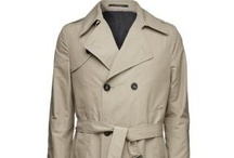 Gil trench coat