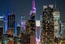 NYC / Big Apple / by Kelleon
