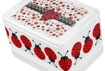 Lady Bug Love / Everything Ladybug / by Butterflies Are Blooming