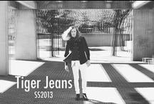 Lookbook Tiger of Sweden Jeans SS13