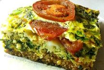 Delights - Breakfast / Breakfast options / by Elena Christensen