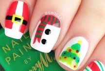 Winter Nail Art / by Princess Consuela