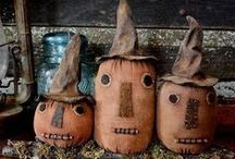 Halloween / by Kristin Griffin