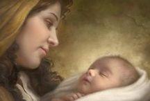 Holy Family, Holy Spirit / by ruthdemitroff