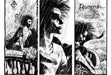 Comics /// Graphic novels