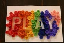 Quilling / by Kelleon