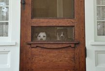 small homes / by Lonna Haase Manthe
