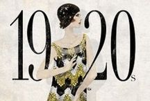 Great Gatsby / 1920s theme party / by Elena Christensen