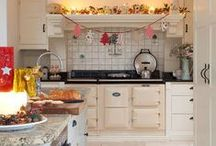 For the Home - AGA Kitchens II / by Aunt Viv