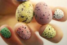 Easter Nail Art / by Princess Consuela