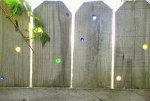 Clever DYI garden hacks / by Kelleon