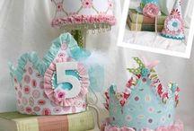 Little Ladies / Birthday Parties / by Elena Christensen