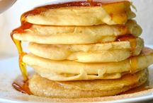 BREAKFAST - pancakes and waffles / by Oree G.