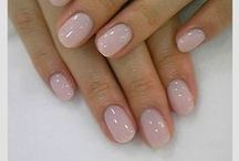 Nude nails / by Princess Consuela