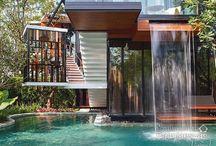 Wohnen Home Design / Wohnen Home Design: Wohninspirationen, Häuser, Ziele, das Gefühl von Perfektion  (Lifestyle) Minimalismus, gemütlich, romantisch, modern, Holz und Nature. Schöner Wohnen - Lifestyle, Inspiration und Motivation // Selbstbewusst sein: http://fit-weltweit.de/blog/50-tipps-fuer-ein-starkes-selbstbewusstsein-teil-1/
