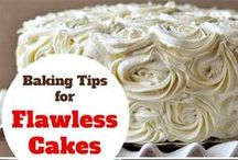 Baking tips / by Deby Coles