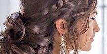 Vlasy - účesy