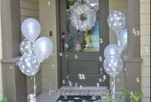 Bubble Party / Bubbles: A fun birthday party theme for our soon to be four year old.  Lots of ideas for toddler activities, decor, cakes, refreshments and invitations