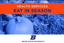 Eat in Season / Find recipes and tips to eat garden produce!