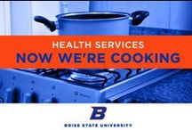 Now We're Cooking / Learn about kitchen skills, food safety, flavors, and more!