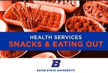 Snacks and Eating Out / Find ways to nourish your body even when you aren't at home cooking!
