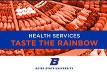 Taste the Rainbow / Find some great recipes and learn all about fruits and veggies here!