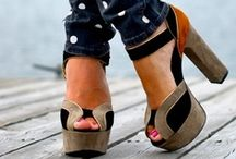 omg, shoes. / by Nicole Coton